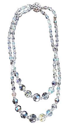 Vintage Aureolis Borealis Necklace