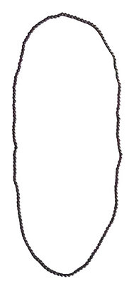 Vintage Garnet Opera Necklace