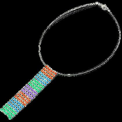 Colouful Choker Necklace