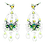 Thumbnail: Aurora Borealis Dangly Earrings