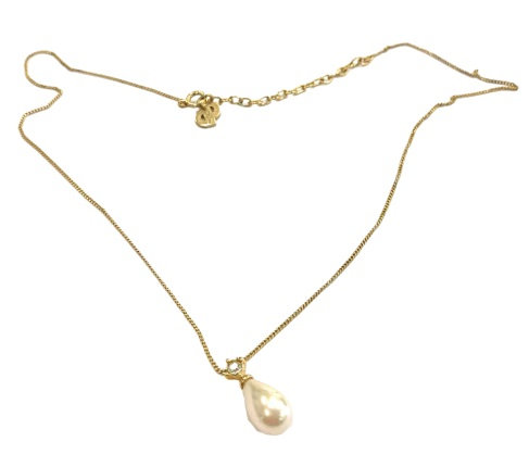 Vintage Christain Dior Pearl Necklace