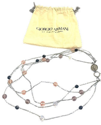 Vintage Signed Armani Necklace