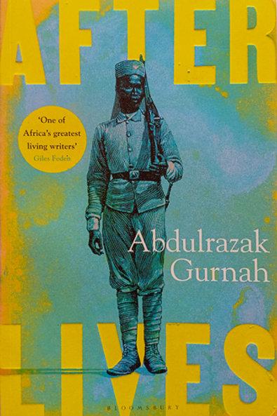 After Lives by Abdulrazak Gurnah