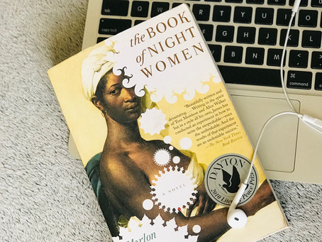 BOOK REVIEW - THE BOOK OF NIGHT WOMEN