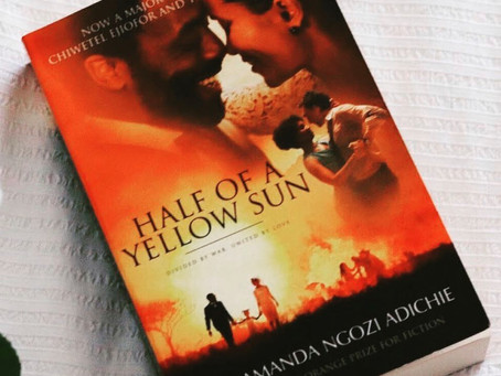 BOOK REVIEW - HALF OF A YELLOW SUN