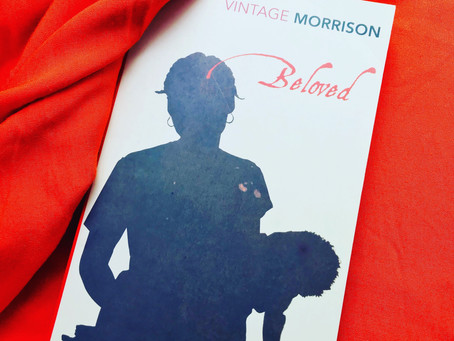 BOOK REVIEW - BELOVED