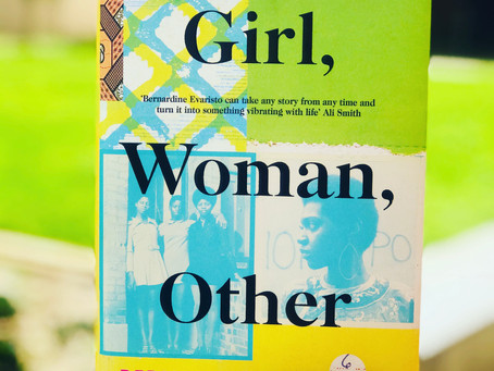 BOOK REVIEW - GIRL, WOMAN, OTHER