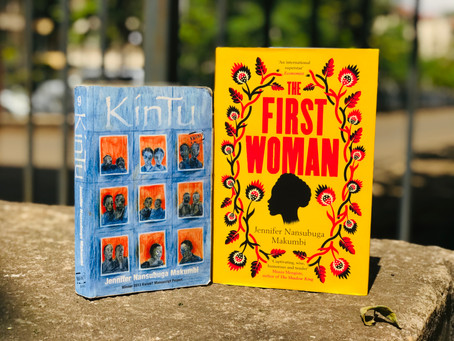 BOOK REVIEW - THE FIRST WOMAN