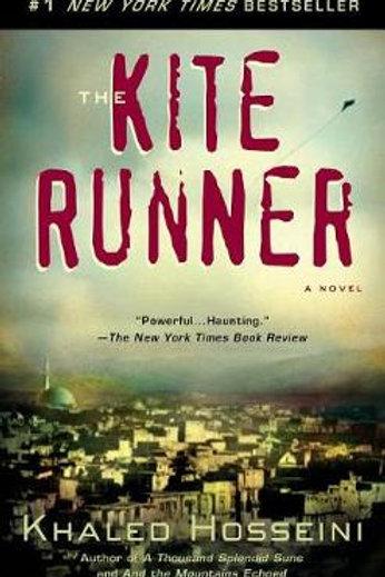 Kite Runner by by Khaled Hosseini