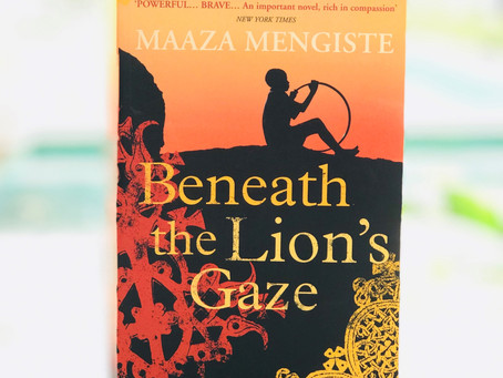 BOOK REVIEW - BENEATH THE LION'S GAZE