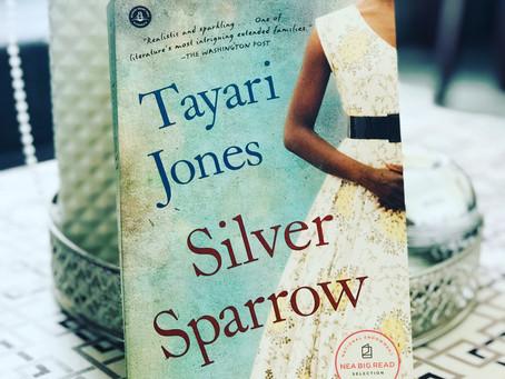 BOOK REVIEW - SILVER SPARROW