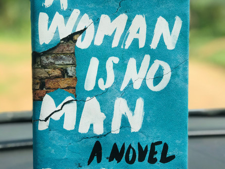 BOOK REVIEW - A WOMAN IS NO MAN