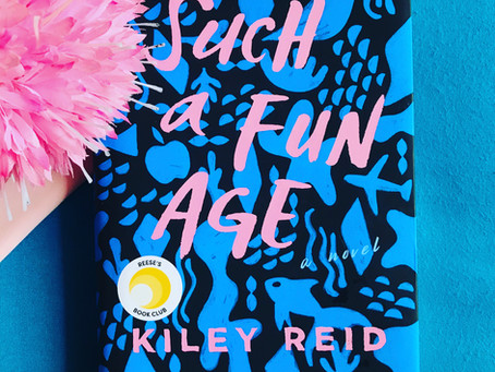 BOOK REVIEW - SUCH A FUN AGE