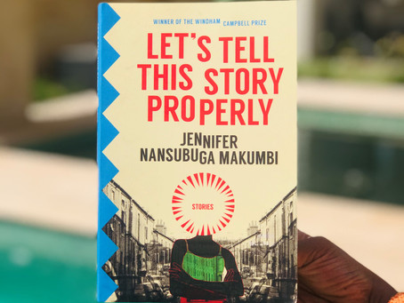 BOOK REVIEW - LET'S TELL THIS STORY PROPERLY