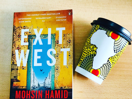 BOOK REVIEW - EXIT WEST