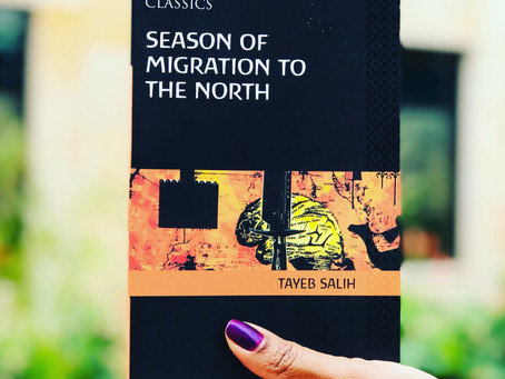 BOOK REVIEW - SEASON OF MIGRATION TO THE NORTH