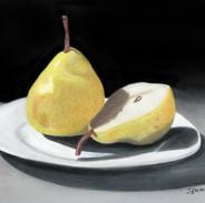 Still Life - Pears
