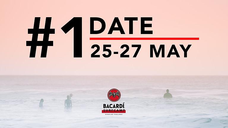 Surf Camp #1 25 - 27 MAY 2018