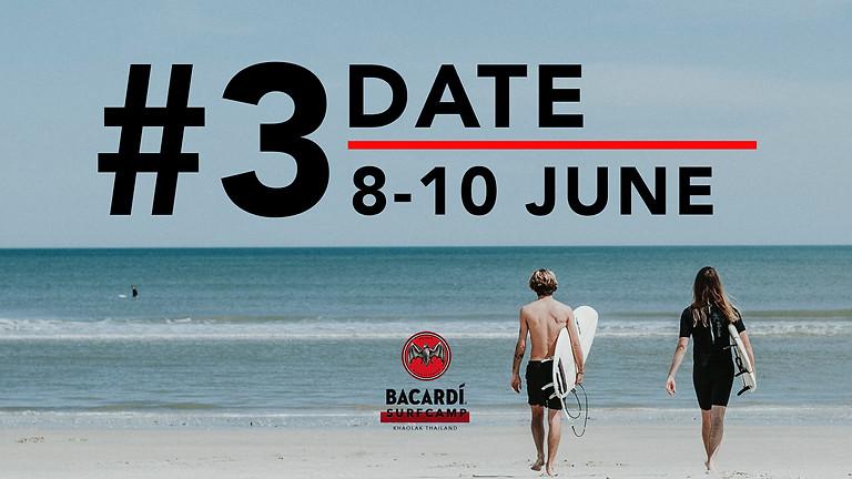 Surf Camp #3 8 -10 JUNE 2018