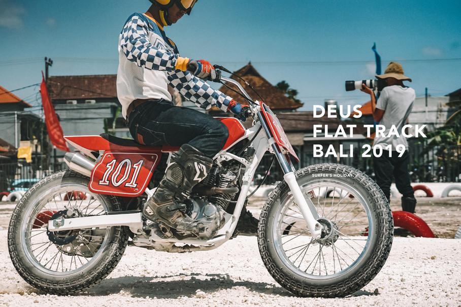 DEUS FLAT TRACK BALI 2109