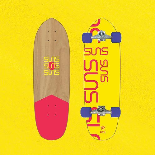 Suns Surfskate Model ELIO Color : EL06