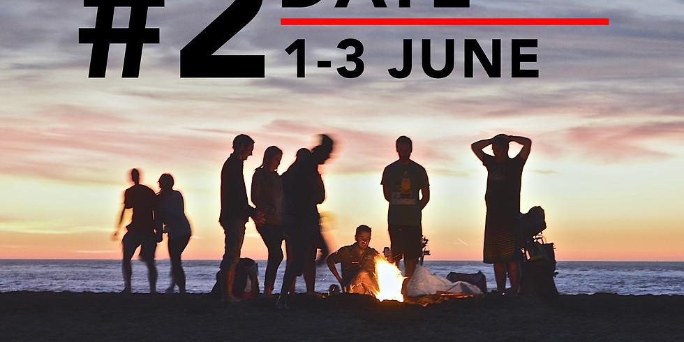 Surf Camp #2 1-3 JUNE 2018