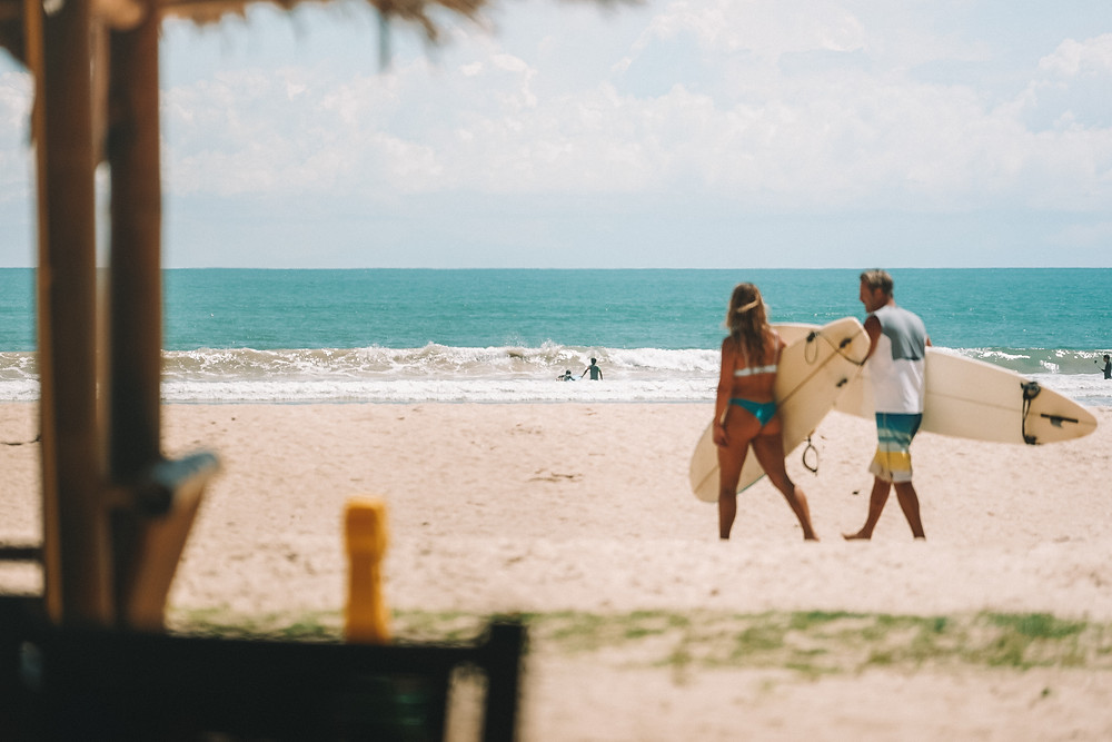 Surf in Thailand