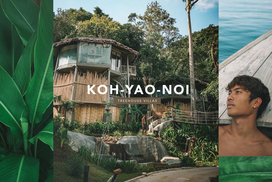 TreeHouse VILLA KOH YAO
