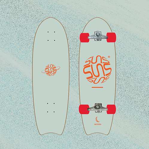 Suns Surfskate Model Astennu Color : AS03