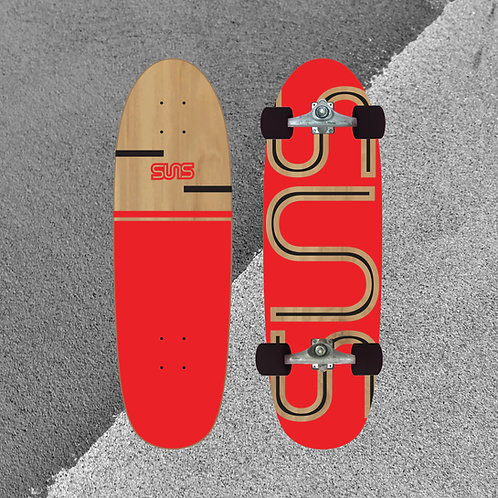 Suns Surfskate Model ZENITH Color : ZE07