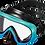 Thumbnail: Gull Cocoloa COCO Mask ( Black Silicone )