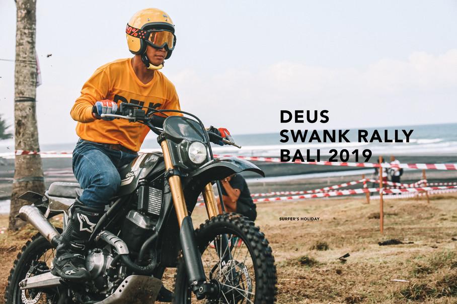 DEUS SWANK RALLY 2019