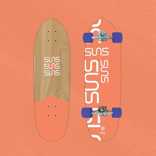 Suns Surfskate Model ELIO Color : EL01
