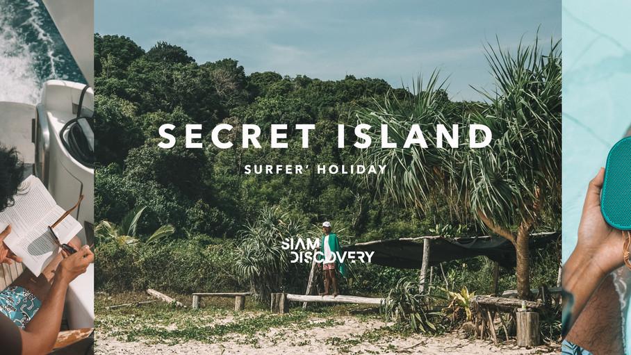 GO DISCOVER SUMMER : SECRET ISLAND