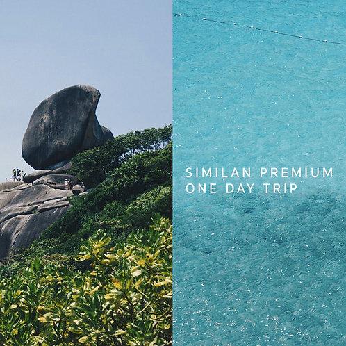 Similan Premium Day Trip