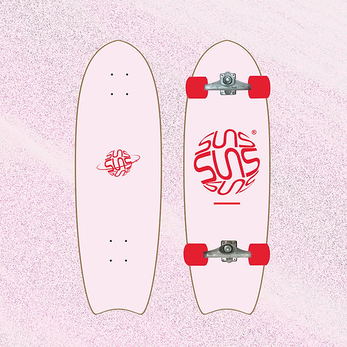 Suns Surfskate Model Astennu Color : AS01