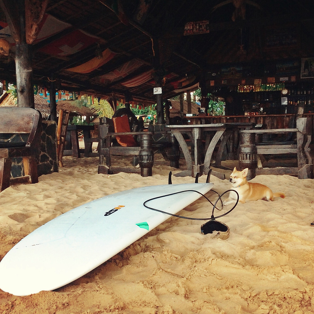 beach restaurant in khao lak