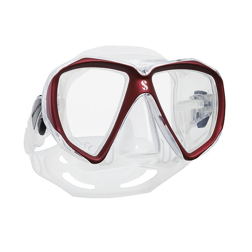 ScubaPro Spectra Mask- Red