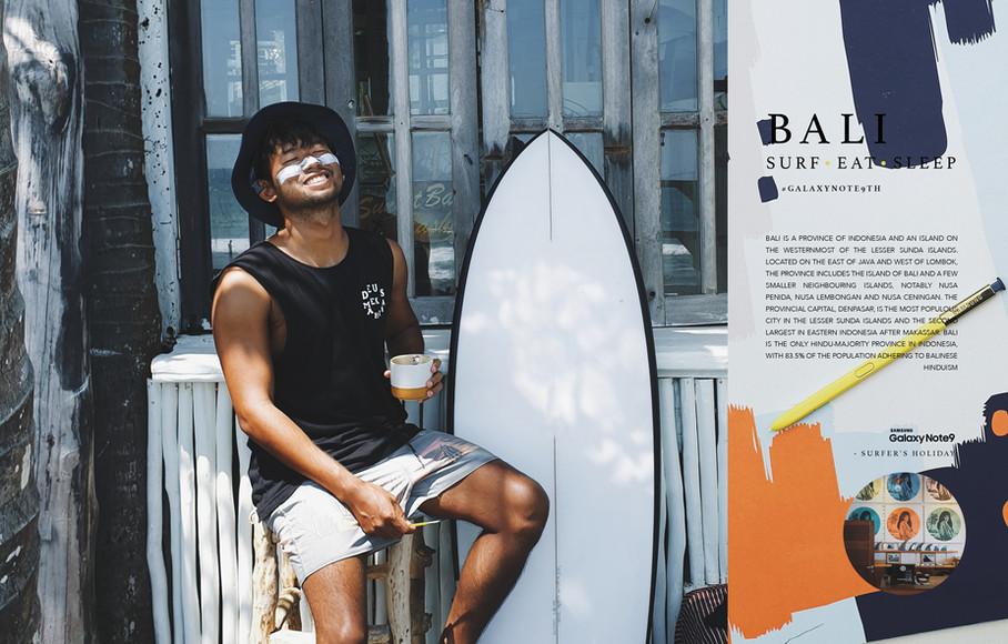 Bali SURF-Eat-SLEEP