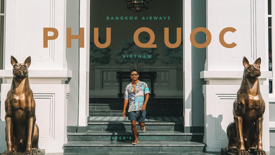 PHU QUOC ISLAND BY BANGKOK AIRWAYS