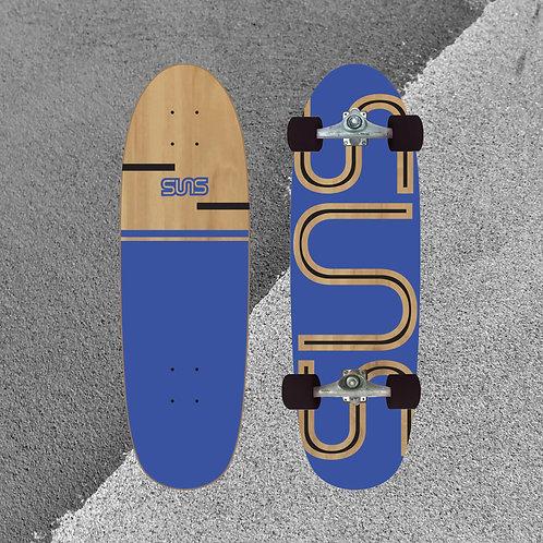 Suns Surfskate Model ZENITH Color : ZE01
