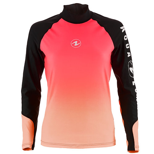 Athletic Fit Rashguards Aqua Lung