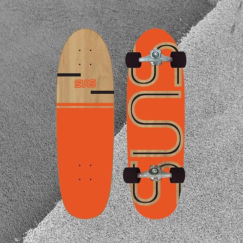 Suns Surfskate Model ZENITH Color : ZE04