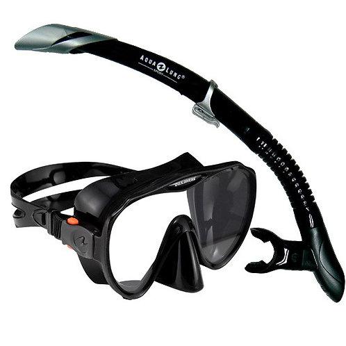 Aqua Lung Malibu LX + Bikar LX ( ส่งฟรีทั่วประเทศ )