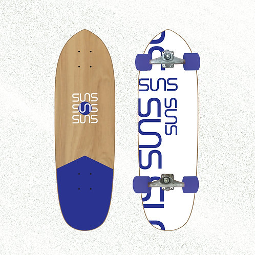 Suns Surfskate Model ELIO Color : EL05