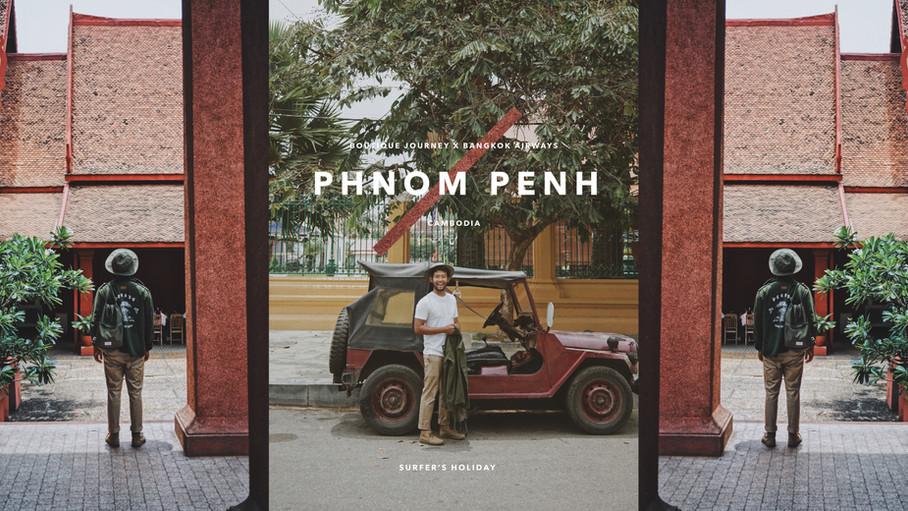 PHNOM PENH : BANGKOK AIRWAYS