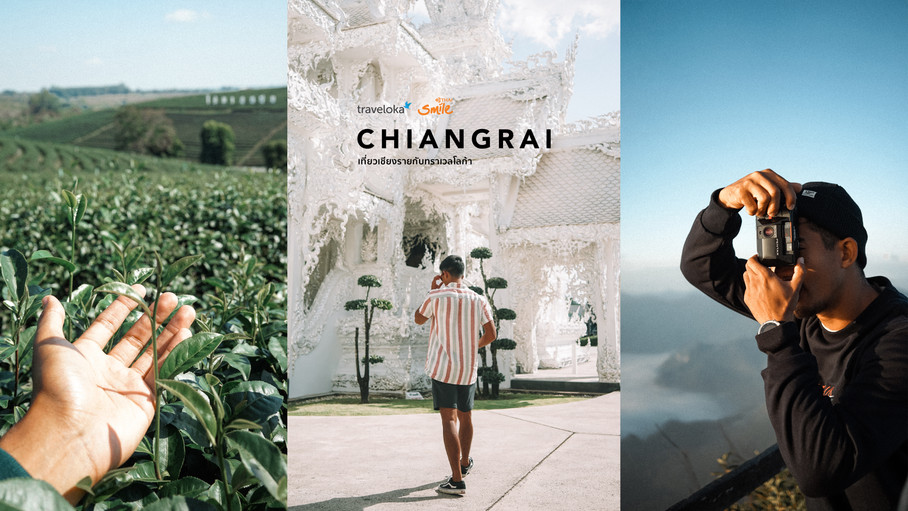 EXPLORE CHIANGRAI BY TRAVELOKA