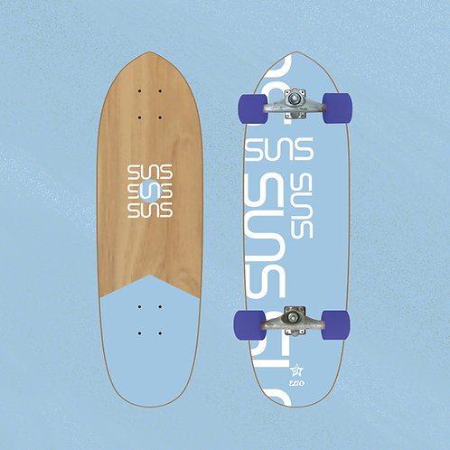 Suns Surfskate Model ELIO Color : EL02