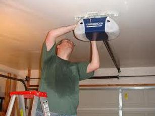 RD Garage door opener repair, Newton, Braintree, MA.