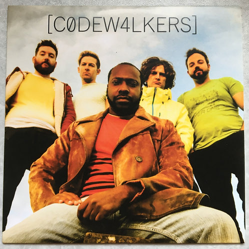 Codewalkers CD